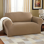 Basket Weave Stretch Slipcover