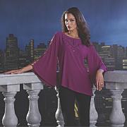 Carona Bell-Sleeve Tunic