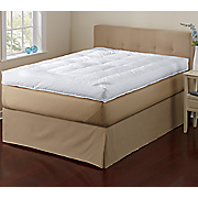 sleep connection ultimate featherbed by montgomery ward