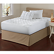 Sleep Connection® Pillowtop Mattress Pad by Montgomery Ward®