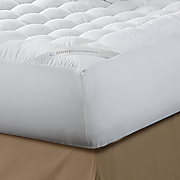 sleep connection pillowtop mattress pad by montgomery ward