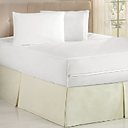 zippered mattress protector set