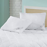 sleep connection down alternative pillow pair