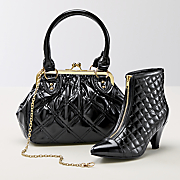 Andre Quilted Bag and Boot