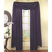wendy williams crushed faux silk window treatments