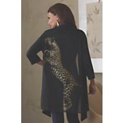 leopard back sweater 71