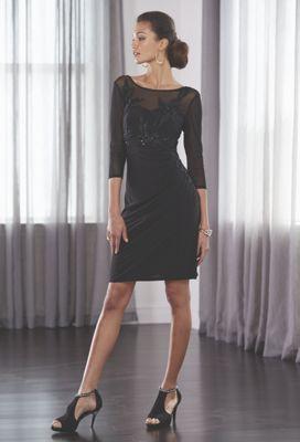 Katarina Appliqué Dress