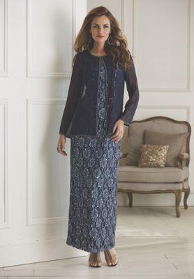 Alessandra 2-Piece Dress
