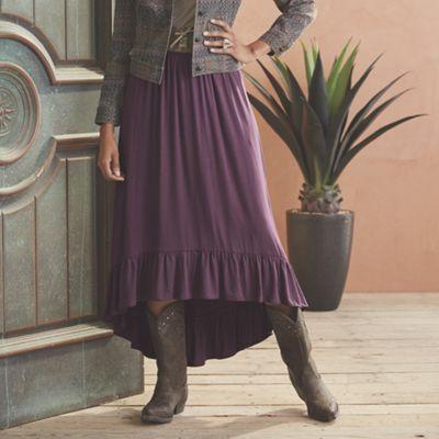 Audra Hi-Lo Skirt