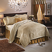 Champ Des Fleurs Bedding, Pillow & Window Treatments