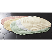 alfombra de baño frontera 29 de ganchillo