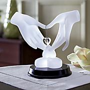 Hands of Love Sculpture 2015