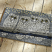 night owls indoor outdoor mat