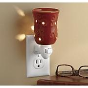 candle warmer plug in