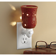 candle warmer plug in