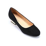 Classique Leopard Heel Shoe