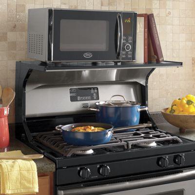 20 Inch Microwave Storage Shelf