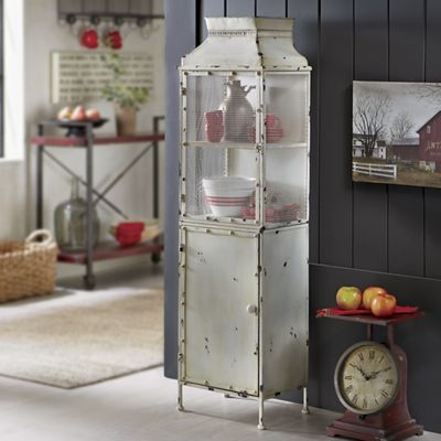 Rustic Storage Tower