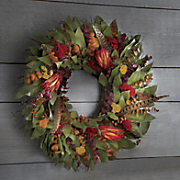 fall custom wreath