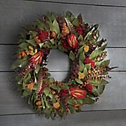 fall custom wreath