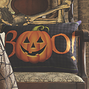spooktacular pillow