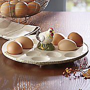 round egg tray
