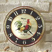 Chanticleer Wall Clock