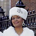 Blythe Faux Fur Hat