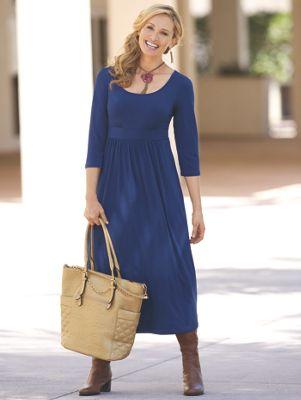 Perfect Fall Knit Dress