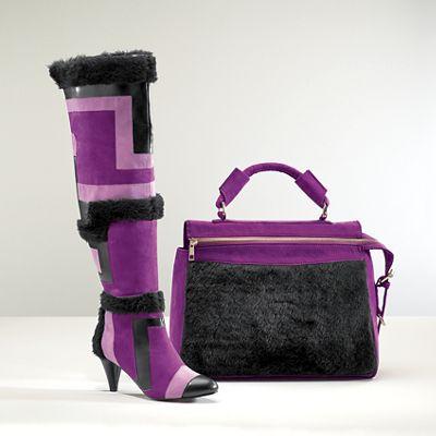Anya Faux Boot