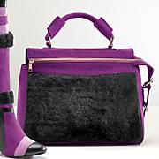 anya fur bag 1