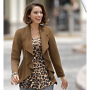 smooth and sassy jacket
