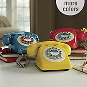 retro corded phone