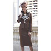 Mary Lu Hat and Copenhagen Jacket Dress