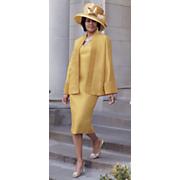 Lucy Hat and Jacket Dress