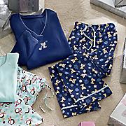 foxy lady pajama set