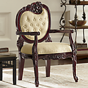 Carved Ornate Chair