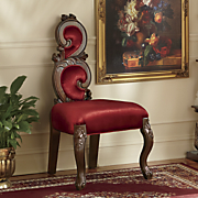 Chairs And Chaises Nailhead Reclining Midnight Velvet