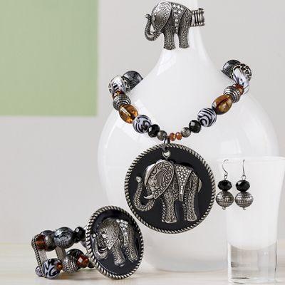 Elephant Bead Jewelry