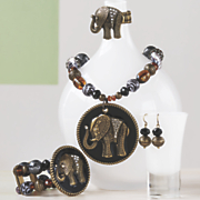 Elephant Bead Jewelry