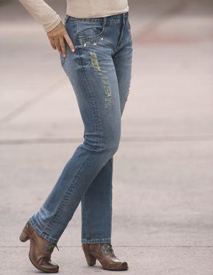 Studded Jean