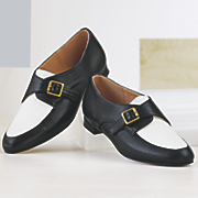 monroe and main spectator monk strap shoe