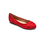 seventh avenue braided toe ballerina flat