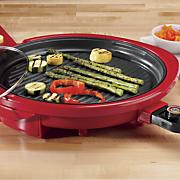 circular indoor grill by elite