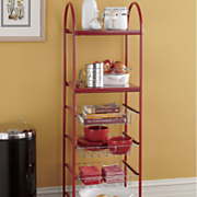 6 tier thinman wheeled storage cart