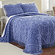 Kate Chenille Bedspread & Sham