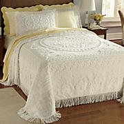 Savannah Chenille Bedspread & Sham