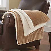 northwood sherpa throw