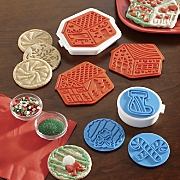 Tovolo Holiday Cookie Cutter Set