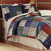 garrison comforter set by field stream